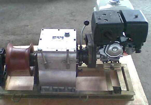 new type Powered Winches,Cable Winch