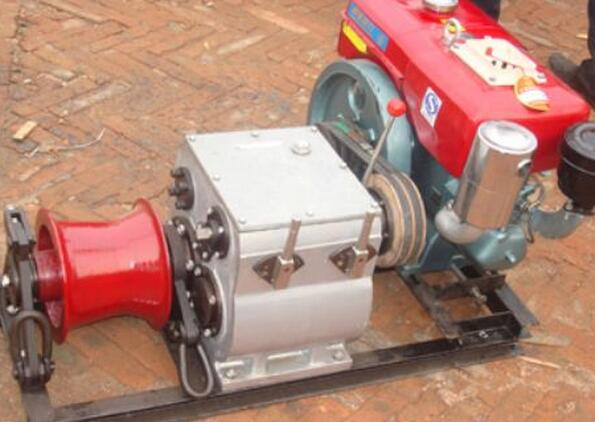 Cable Winch,Gasoline Engine Winch,Diesel Engine Winch