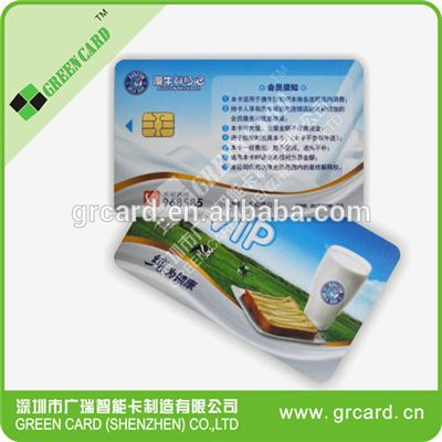 sle5528 contact card