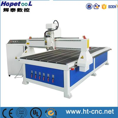 Professional Assembled Wood Cnc Mill Machine