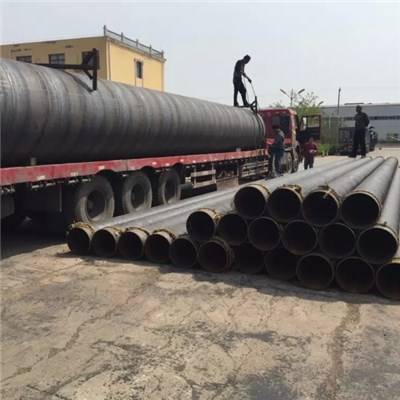 ASTM A 500 STEEL PIPES
