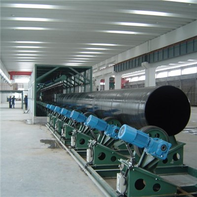 3PE STEEL PIPES 3PE