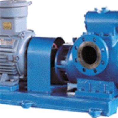Vertical General Twin Screw Pumps