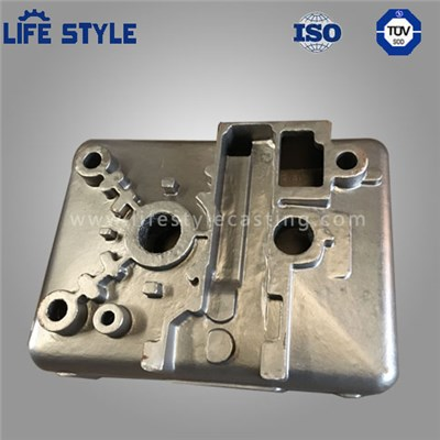 Big Stainless Steel Casting Part