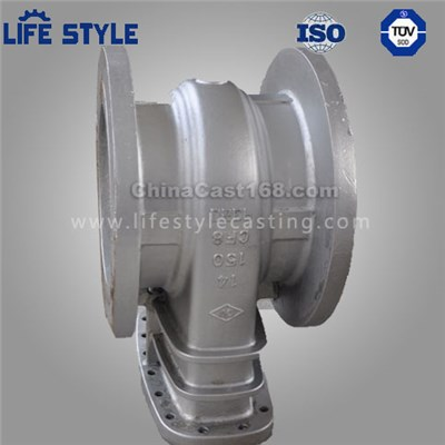 Big Investment Casting Part