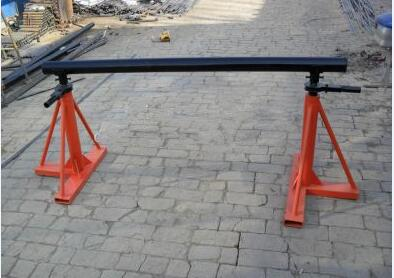 Cable Drum Handling 5tons and 10 tons Braked Drum Stand