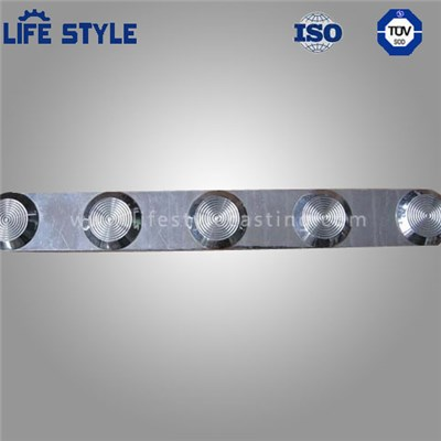 304 Safety Road Stainless Steel Tactile Indicator