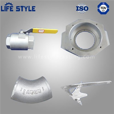 Investment Casting Marine Part