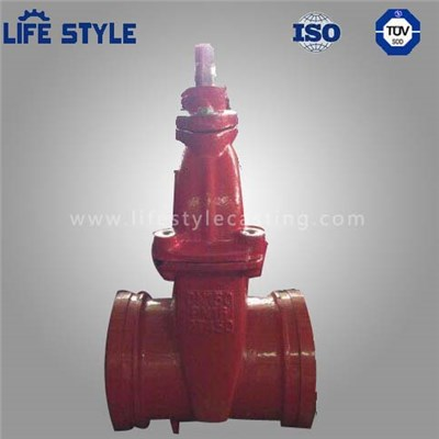 Big Size Valve Casting Part