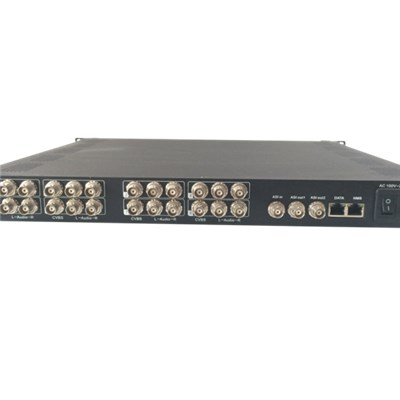 8CH Low Latency SD Encoder ENC3184M