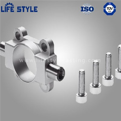 Stainless Steel Lost Wax Casting For Food Machinery Part