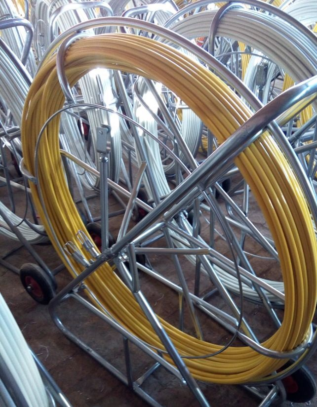 cable wire device eco duct rodder