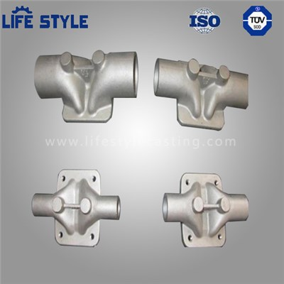 Aluminum Precision Investment Casting