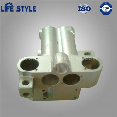 Railway Precision Casting Part