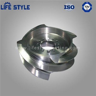 Stainless Steel Lost Wax Casting
