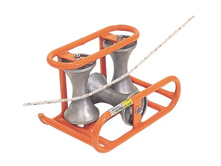 Stainless steel wire rope pulley