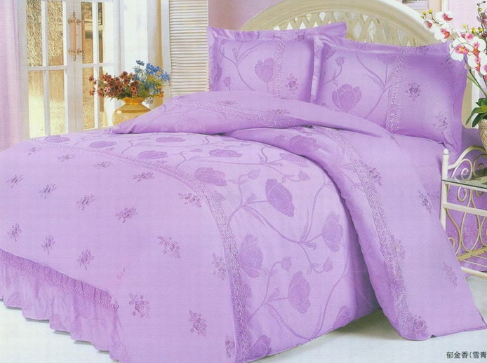 100% cotton pinting duvet covers for home