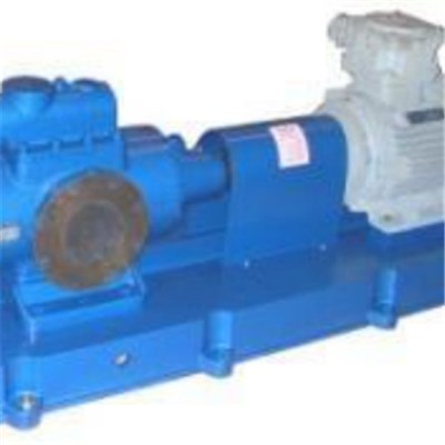 3NM Low Pressure Triple Screw Pumps