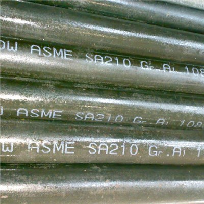 ASTM A 210 Gr. C Steel Pipes