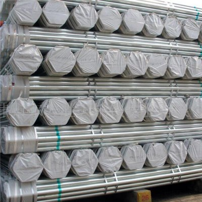 BS 1387 Heavy NPT Steel Pipes