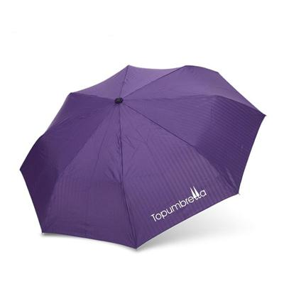 Strong Steel 3 Fold Umbrella With Special Design