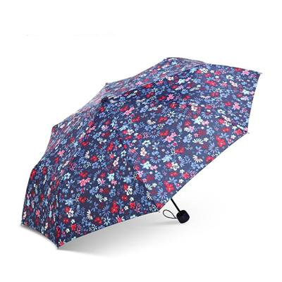 Strong Steel 3 Fold Umbrella With Various Patterns