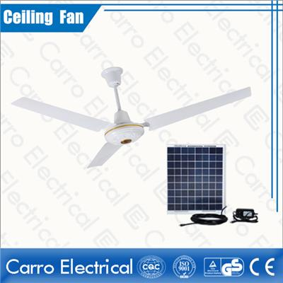 DC Panel Used Ceiling Fan