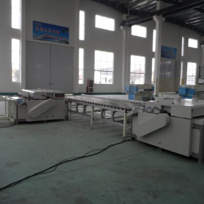 High Efficiency Multichip Saw Machine