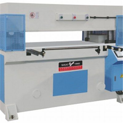 Floor Material Die Cutting Machine