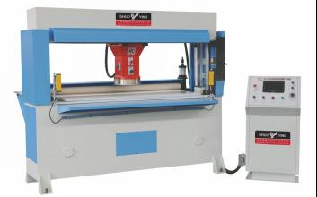 Abrasive Die Cutting Machine