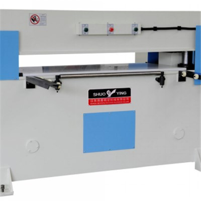 Precision Four-columns Plane Die Cutting Machine