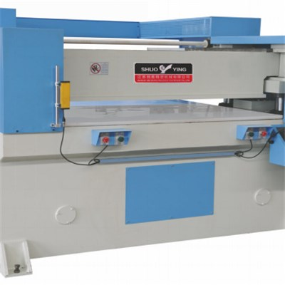 Automatic Receding Head PLC Plane Die Cutting Machine