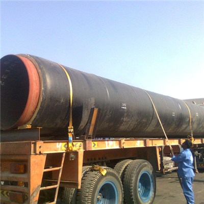 Pre-Insulated Steel Pipes