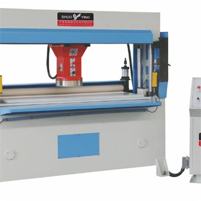 Auto-feeding By Roll Traveling Head Die Cutting Machine