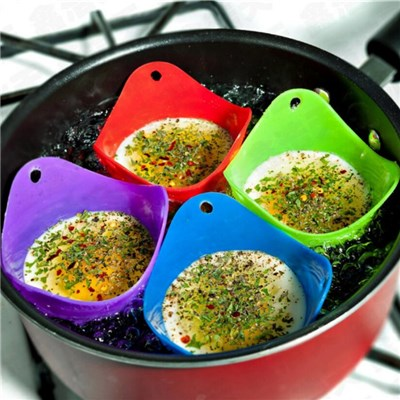 New Kitchenware Safe Silicone Cooker For Eggs