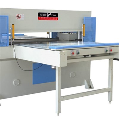 Double Sides Auto-feeding PLC Die Cutting Machine