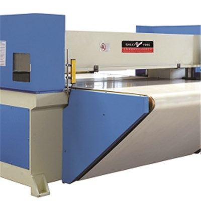 Auto-feeding By Circulatory Conveyer Belt Die Cutting Machine