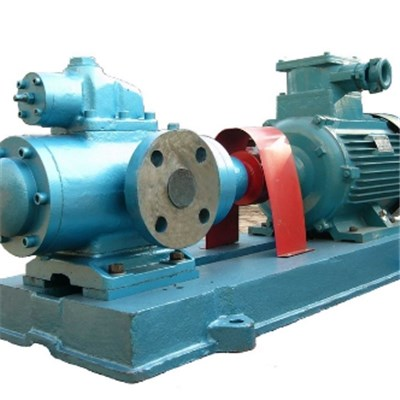 2HG Series Food And Chemical Twin Screw Pumps