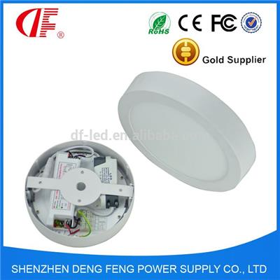 12W Rechargeable LED Emergency Lights With CE , Rohs Approved