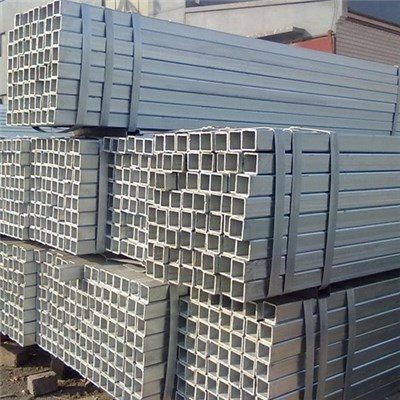 Hot Dipped Galvanized Steel Square Pipe