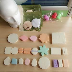 Flower Shaped NR Makeup Sponge