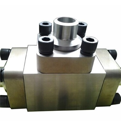 ISO6164 Hb Pressure Square Flange Couplings