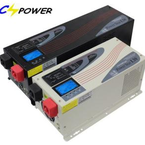 3000w Solar Pure Sine Wave Inverter Charger with Pure copper transformer