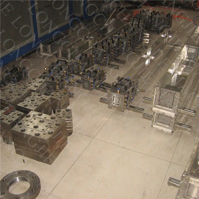 PVC Cable Trunking Production Line