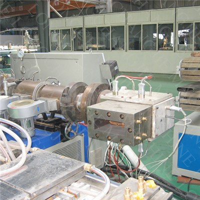 WPC Decking Production Line
