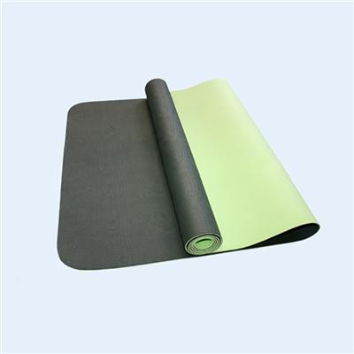 Hot Sale TPE Yoga Exercise Mat Private Label Customized Yoga Mat In Customized Size