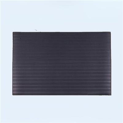 Anti-fatigue PVC Industrial Mats Strip Workshop Safety Floor Mats Beveled Edge Mats In Size 20*30*3/4 Inch
