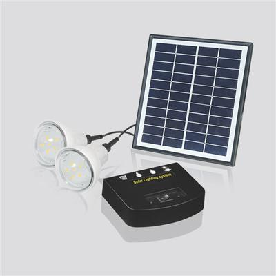 3W Mini Solar Lighting Power System