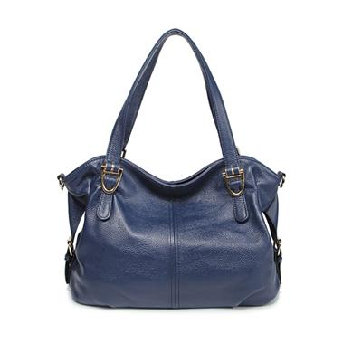 Women's Soft Genuine Leather Tote Bag