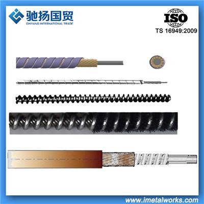 Flat Wire Push Pull Inner Cable